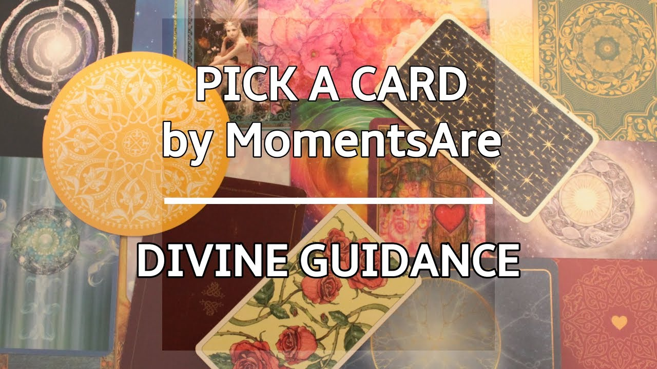Pick a Card * Divine Guidance & the Elements * Free Psychic Reading