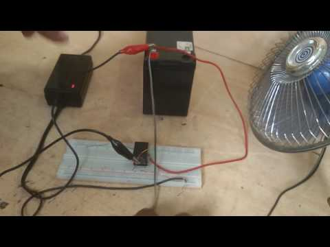 how to make mini IPS. how to make dc ips. how work a simple ips. how to make ips