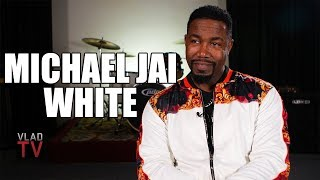 Michael Jai White Got in 12 Shootouts, Took Guns from Guys He Beat Up (Part 2)