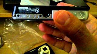 Sony DSC W710 Digital Camera Unboxing