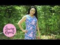 Rebecca Shift Dress by Sis Boom | Lilly Pulitzer Inspired Dress | Handmade Wardrobe | SEWING REPORT