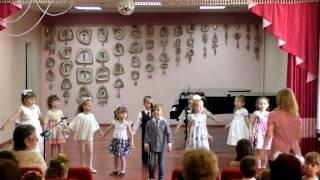 """Отчётный концерт """"Домисольки"""" - 2016"""