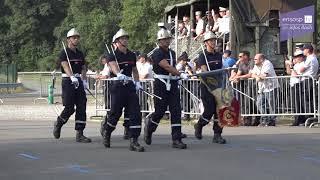 14 Juillet 2018 - Fête nationale - Nos officiers défilent.