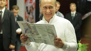 Владимир Путин удивлен клеветой уважаемых СМИ