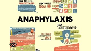 How to Recognize & Respond to ANAPHYLAXIS