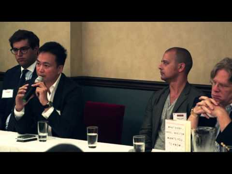 Silicon Dragon New York 2014: Startup Investor Panel