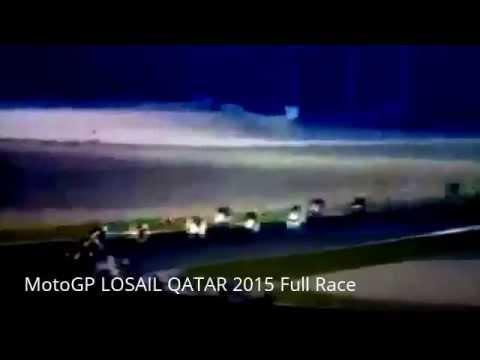 MotoGP 2015 Losail Qatar Full Race - YouTube