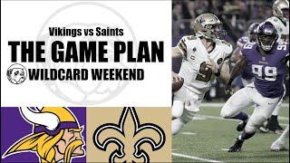 Minnesota Vikings vs New Orleans Saints   The Game Plan