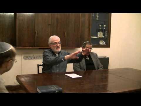 Rabbi Joel Roth and Rabbi Richard Freund - The challenges of the Masorti Movement 1/2