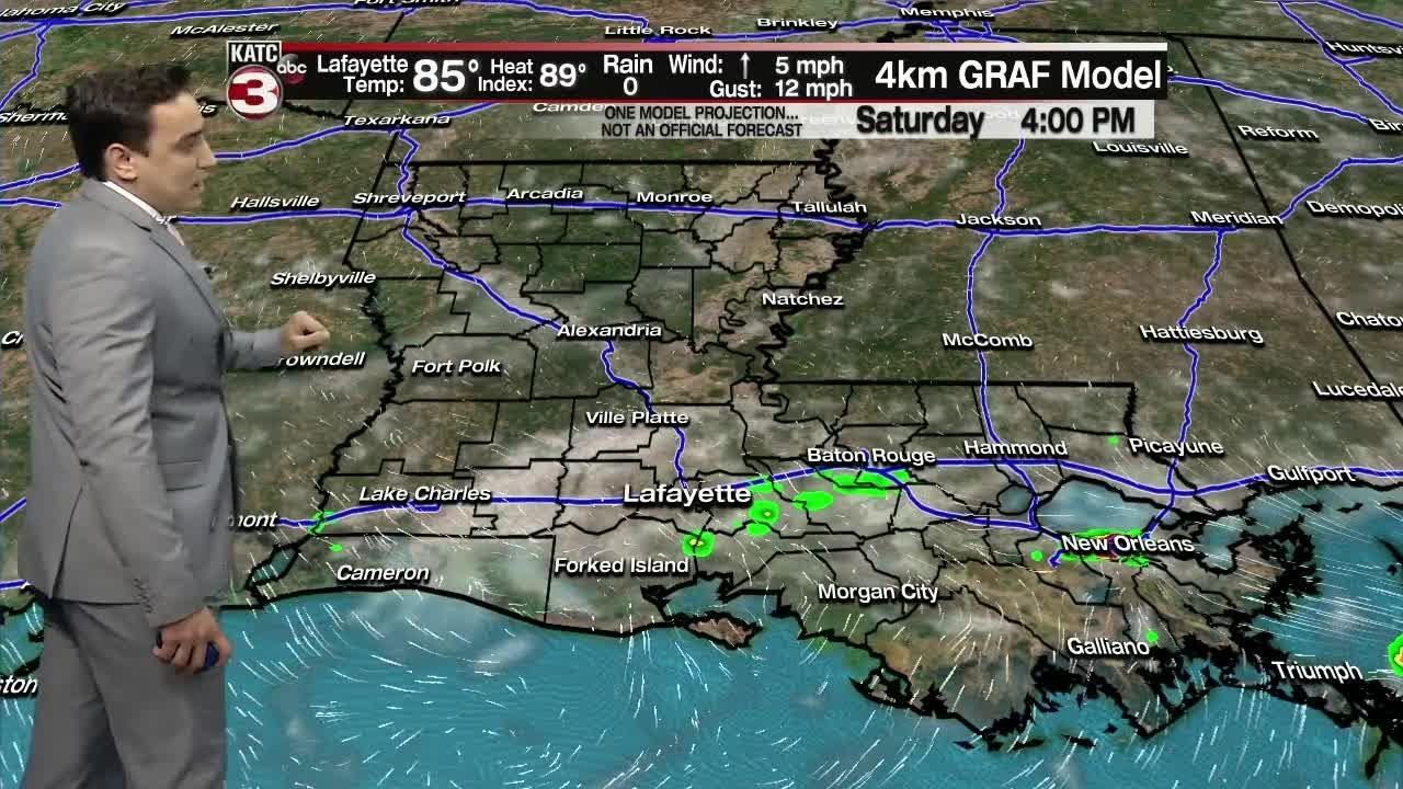 Bradley's Weather Forecast 10pm  Part 2  9-24-20