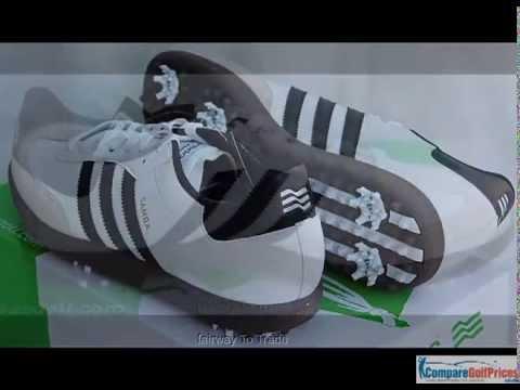 Adidas Samba Golf Shoes Review Youtube
