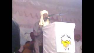 All Pakistan Soomra Ithad Tando Muhammad Khan 27-01-2012 Speech Javeed Soomro Talka Sadar