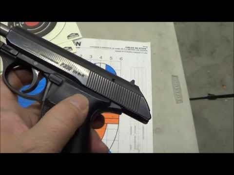 SIG P230.380 ACP Overview and steel shoot