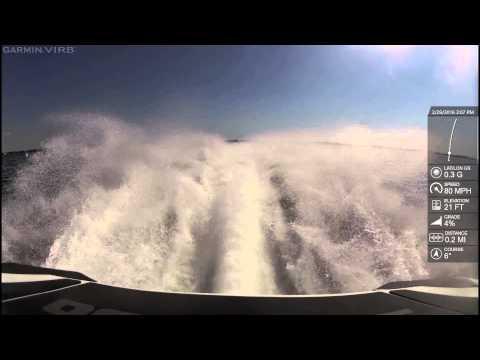 2016 RXP-X 300 Sea-Doo Idle to 80 MPH