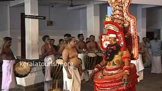 Thiruvappana Theyyam at Parassinikkadavu Muthappan Temple, Kannur