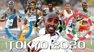 5000m Tokyo 2020 Summer Olympics Prediction