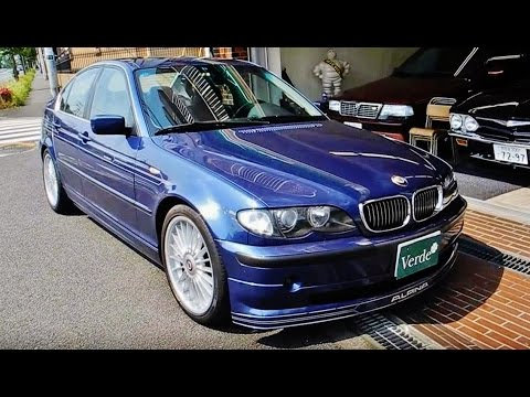 bmw alpina b3s 3 4l e46 saloon quick look youtube. Black Bedroom Furniture Sets. Home Design Ideas
