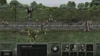 Warfare 1944 Unblocked   Full Game Walkthrough