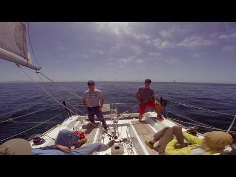 First 30 Sailing - Day trip Santa Monica Bay LA