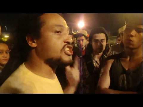 DJ Dandan a.k.a Cassiano Sena - Batalha da Central de Diadema