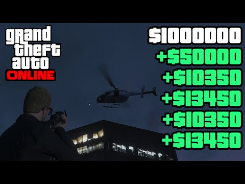 The BEST Way to Get 1 Million Dollars and Become a VIP or CEO in GTA Online | #MoneyGuide