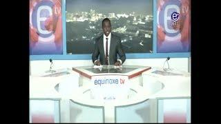 JOURNAL 20H EQUINOXE TV DU VENDREDI 22 DECEMBRE 2017