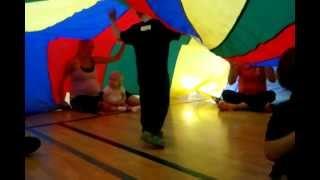 Fun Parachute Activites For Kids