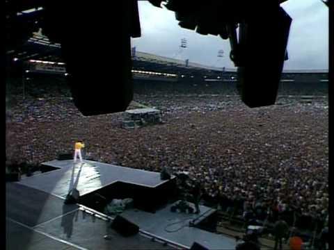A Kind Of Magic, Queen (Live At Wembley 1986)