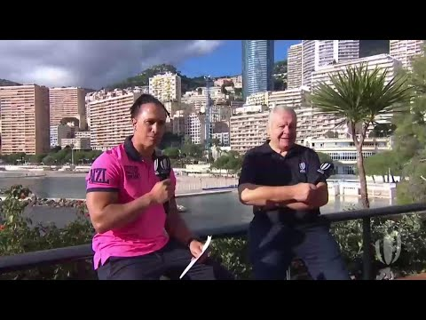 Karl Tenana sits down with World Rugby Chairman Bill Beaumont