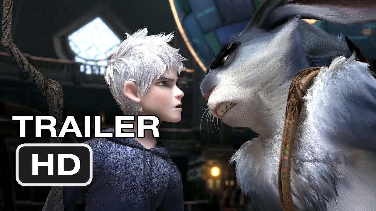 Rise of the Guardians Official Trailer #2 - Guillermo Del Toro (2012) HD
