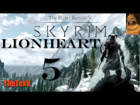Skyrim Special Edition: Lionheart 5 | Surviving the Cold