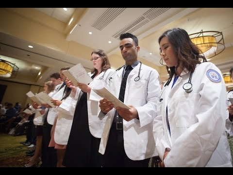 White Coat Ceremony 2016 - Hippocratic Oath (Part 5 of 5)