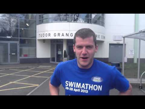 Ben's 24hr Challenge Pool #3 Tudor Grange Leisure Centre