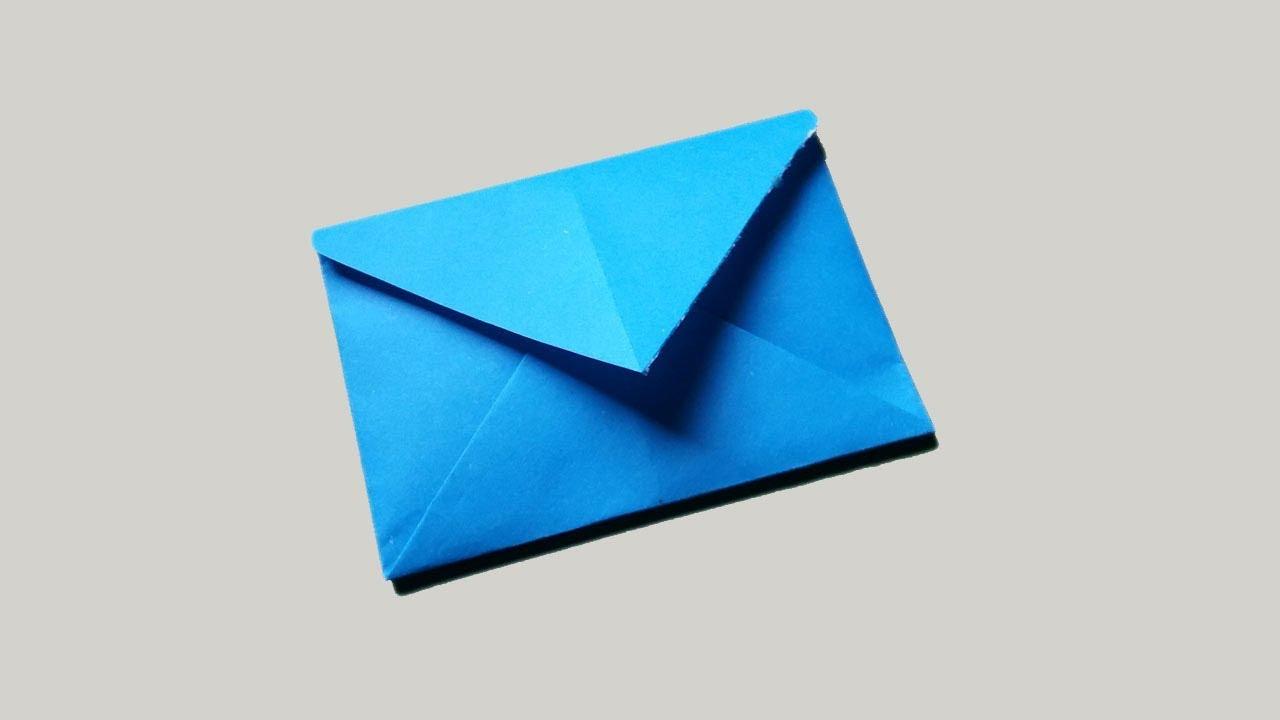DIY Origami envelope - Aliz's Wonderland | 720x1280
