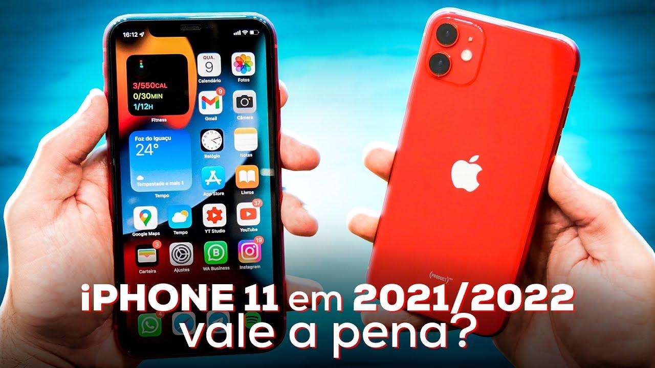 iPHONE 11 em 2021/2022 vale a pena ou é MELHOR comprar outro?
