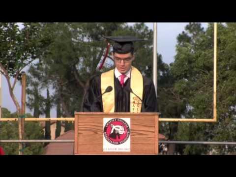 Kevin Coduto's Commencement Speech