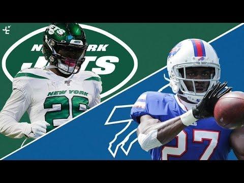 Buffalo Bills Vs New York Jets Week 1 Recap