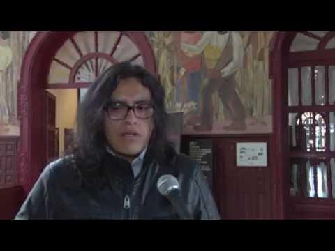 Pablo Jacho, músico, opina sobre el RUAC