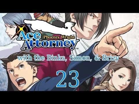 4pixels: Ace Attorney - Part 23 - Global Studios