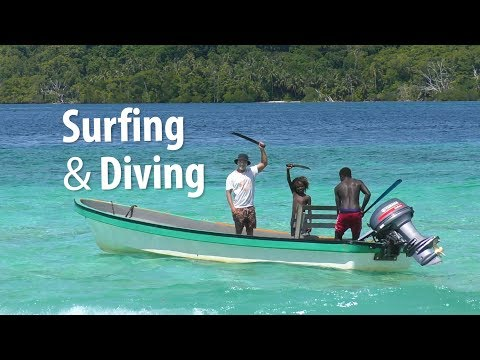 Solomon Islands |  Surfing & Diving