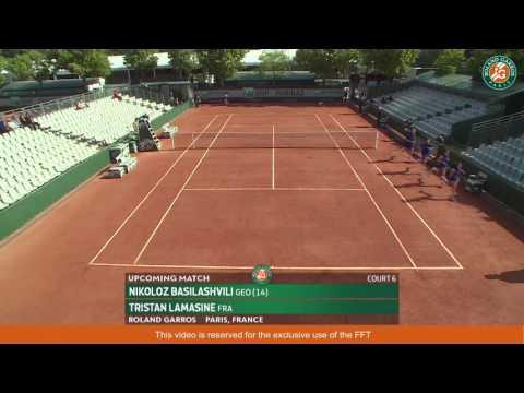 Qualifying - Court n°6 - Live