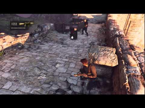 Uncharted 3: La Traición de Drake [Guía APLASTANTE + Tesoros] 09. El camino del medio (Parte 3)