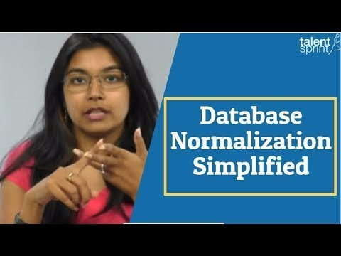 Normalization in DBMS : 1NF, 2NF, 3NF ,BCNF, 4NF & 5NF | Database Management Systems Concepts