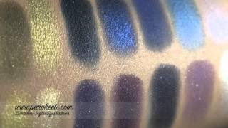 Inglot Eyeshadows Swatch Thumbnail