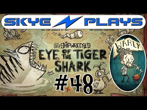 Don't Starve Shipwrecked #48 [AS WARLY] ►Berry Bush Roads!◀ Let's Play/Gameplay