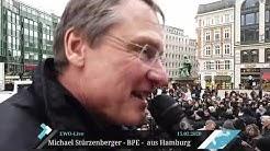 Wir fangen an, die linksextreme Szene in Hamburg zu disziplinieren - BPE / Hamburg