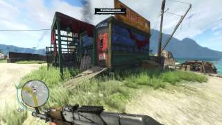 farcry 3 maxed out hd 7970 gameplay