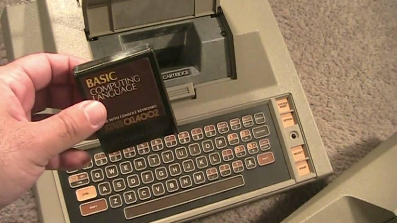 Atari 400 Basic