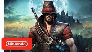 Victor Vran Release Date Trailer - Nintendo Switch