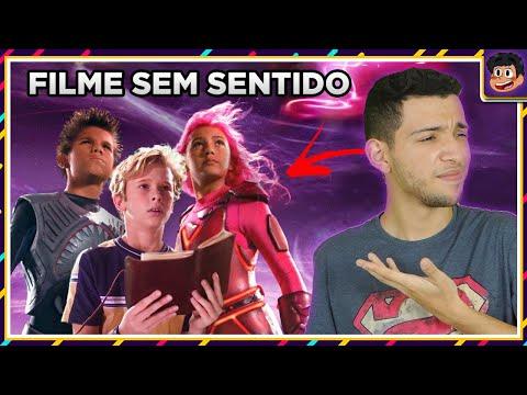 As Aventuras de Sharkboy e Lavagirl - O FILME INTEIRO FOI UM SONHO !!! | SabeTeorias